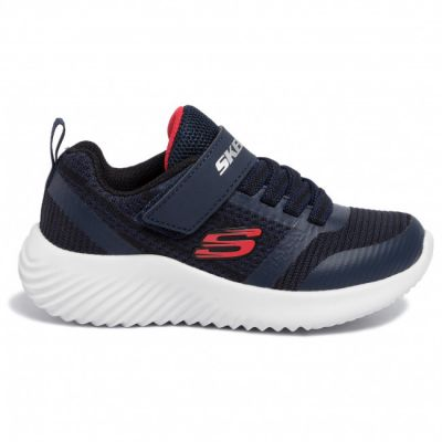 skechers fiú sport cipő 98302L/NVBK