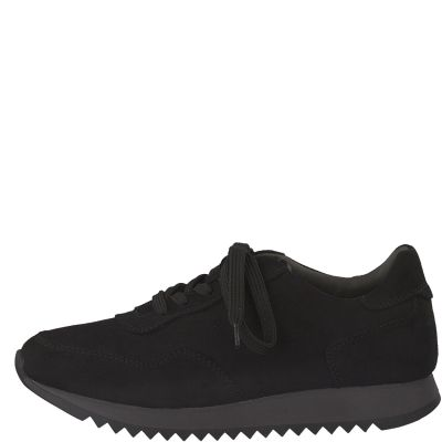 TAMARIS sportos utcai cipő 1-23606-25 001 BLACK2