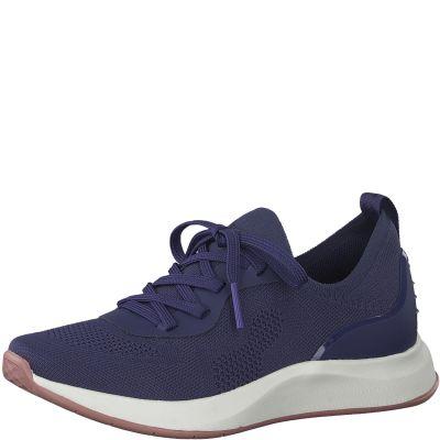 TAMARIS sportos utcai cipő 1-23705-25 803 OCEÁN