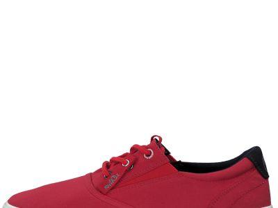 férfi vászon cipő S. Oliver 5-5-13624-24 500 RED2