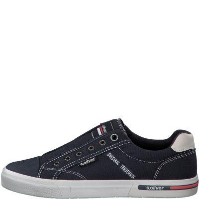 férfi vászon cipő S. Oliver 5-5-14603-24 805 NAVY2