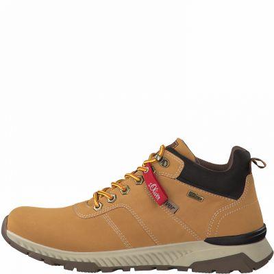 S.Oliver száras cipő 5-15226-25 604 CORN2