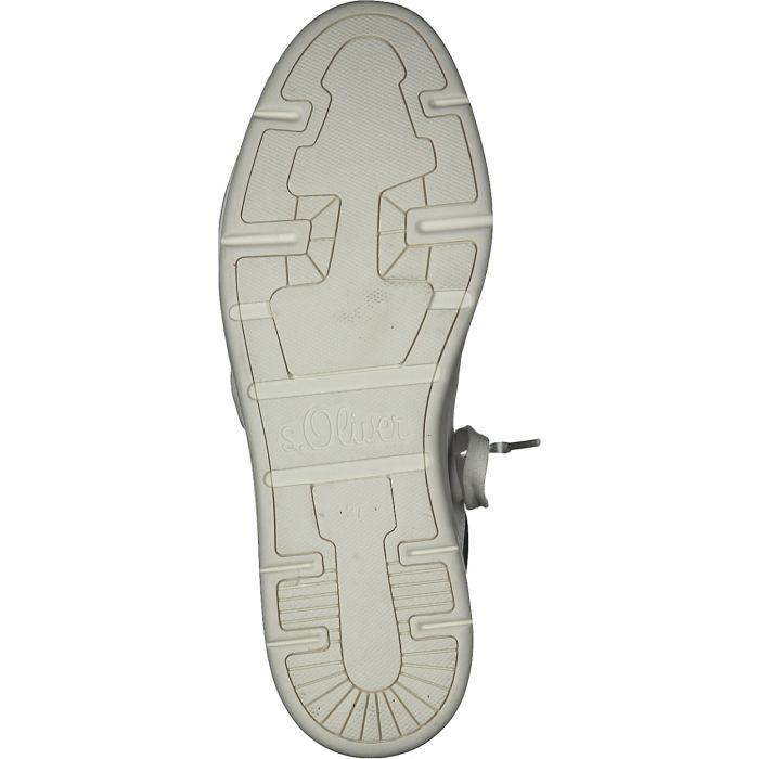 S.Oliver női sportos utcai cipő  5-5-23627-24 193 WHITE/SILVER large