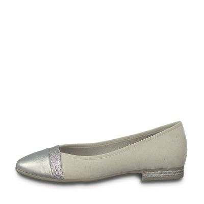 JANA női félcipő  8-22165-24 204 LT.GREY2