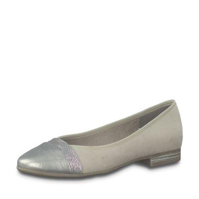 JANA női félcipő  8-22165-24 204 LT.GREY