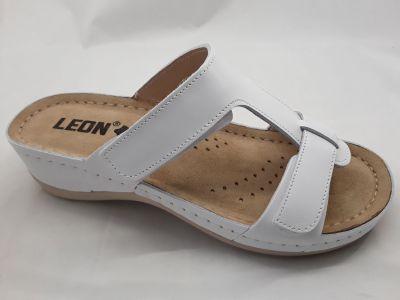 gyógypapucs LEON 914 WHITE