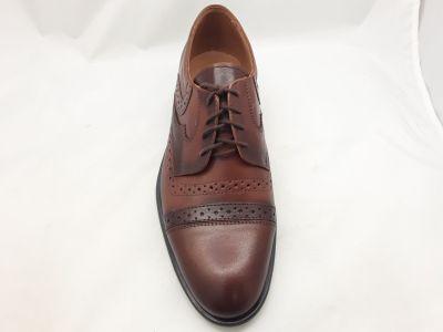 alkalmi férfi bőrcipő 082 BRAZ2