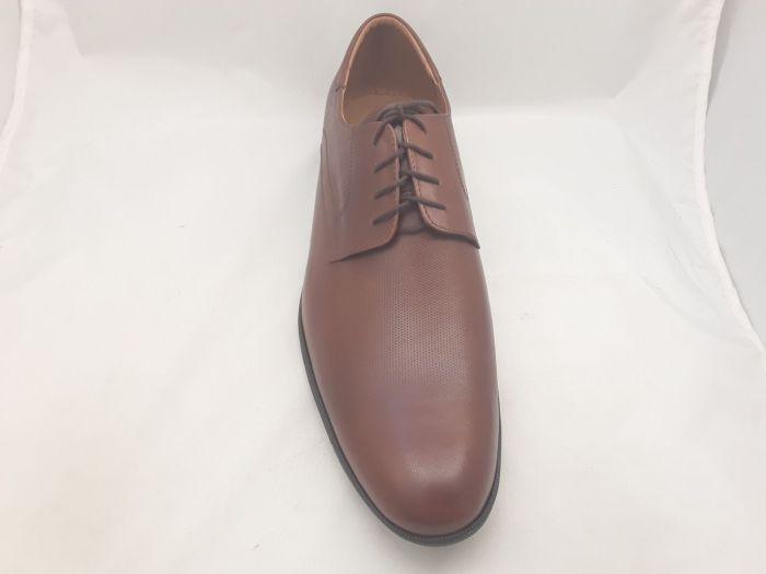 alkalmi férfi bőrcipő 258 BRAZ extra large