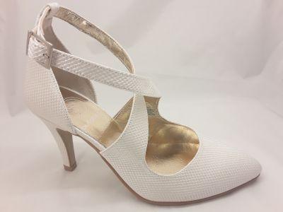 mennyasszony cipő IDA nitka ekrü