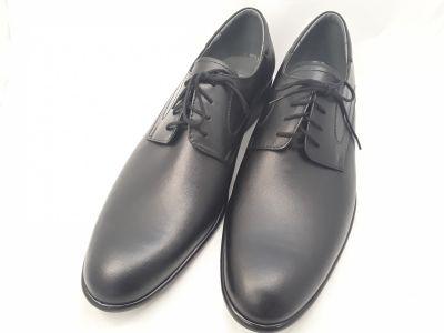 alkalmi férfi bőrcipő 277 CZARNY2