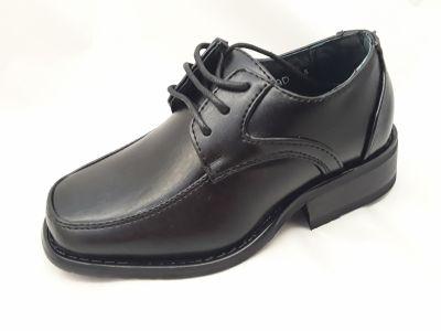 Fiú alkalmi cipő  14-GY199D BLACK 24-29 méretben