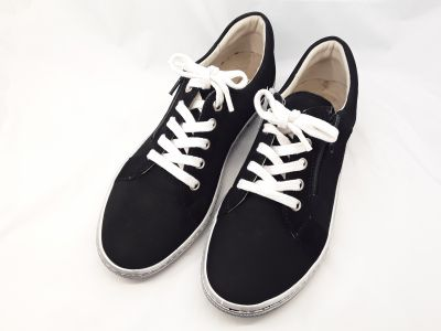 bőr félcipő 6203-508474 fekete 36-40 méretben2