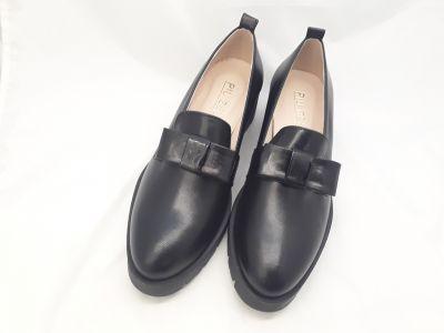 női zárt cipő 5783 nero teta2