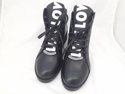 34-217 fekete bokacipő2