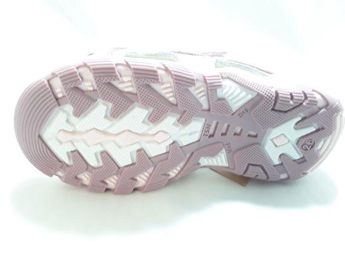 2095bézs/rózsaszín 2 tépős szandál 25-30 méretben large