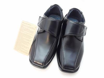 Fiú alkalmi cipő  XL-4107 BLACK 22-27 méretben2