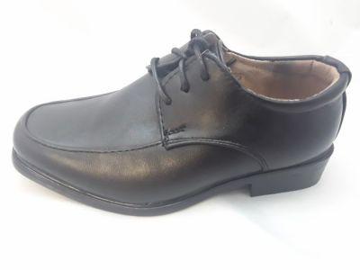 Fiú alkalmi cipő 5604 BLACK 31-36 méretben
