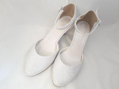 mennyasszony cipő LAURA NITKA SREBNA2