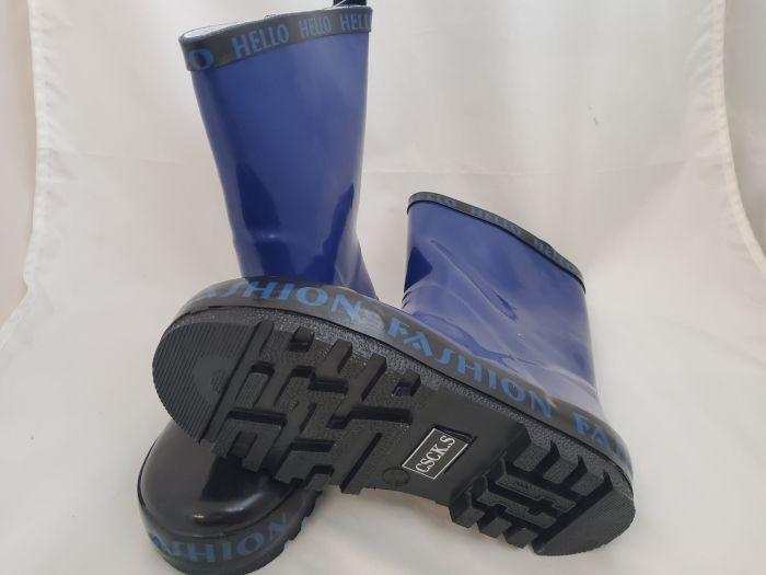 esőcsizma X-2828 BLUE large
