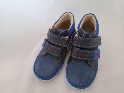bőr félcipő 1562-200921 kék 20-24 méretben2