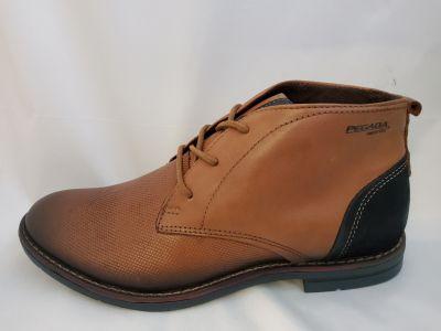 Elegáns száras cipő 121979 -01 STRETCH CAMEL/CAM NUIT / NOB OIL