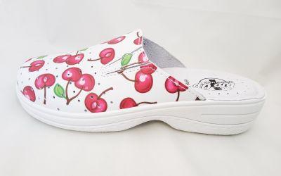 bio klumpa 530 fehér/cseresznye