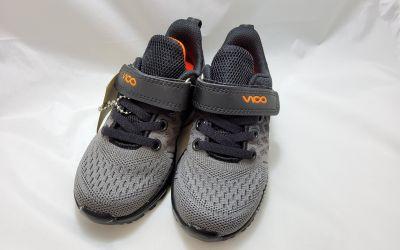 sportos utcai cipő VOP2027K-5 GREY /BLACK 2