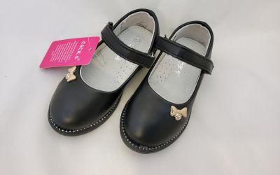 Lányka alkalmi cipő X-2857A BLACK 26-31 méretben2