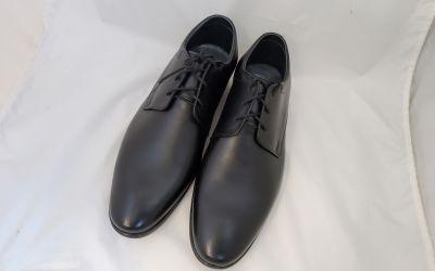 alkalmi férfi bőrcipő 090 fekete2