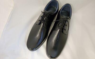 alkalmi férfi bőrcipő 060 fekete2