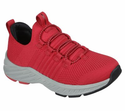 SKECHERS sportos cipő 403653L RDBKRED/BLAC