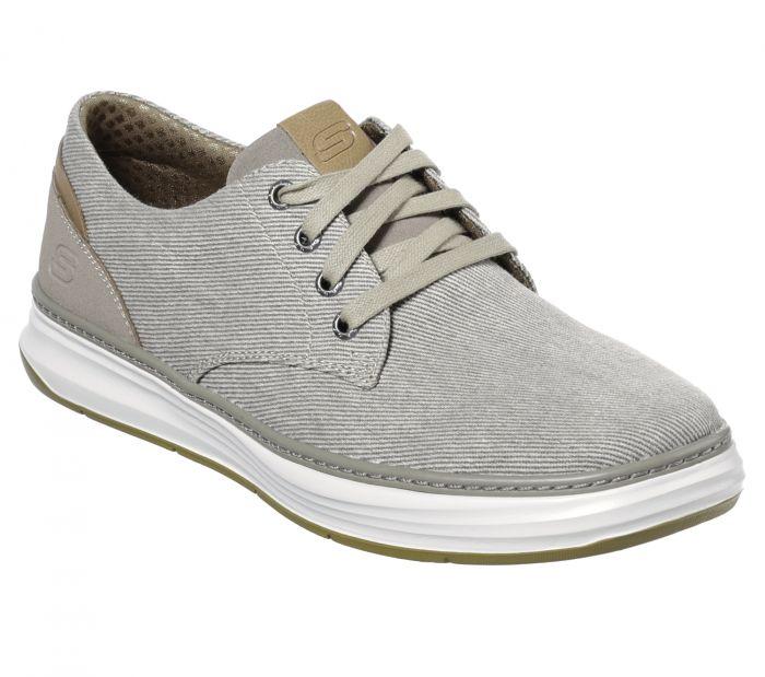 SKECHERS sportos utcai cipő FÉRFI MORENO - EDERSON 65981 KHK MORENO EDERSON large