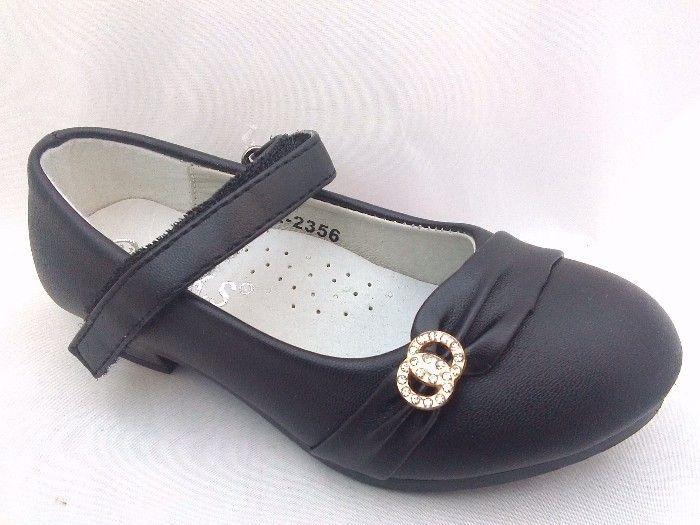 Lányka alkalmi cipő CSCK.S fashion X-2356 BLACK 26-31 large