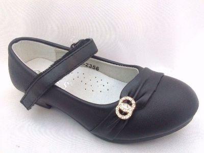 Lányka alkalmi cipő CSCK.S fashion X-2356 BLACK 26-31