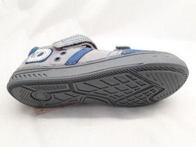 D.D.step bőr félcipő  040-414L Grey 3136 méretben 2