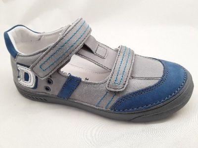 D.D.step bőr félcipő  040-414L Grey 3136 méretben
