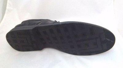 férfi bőr félcipő JA-MARC 440 R50 P16/1 fekete extra 46-48 méret2