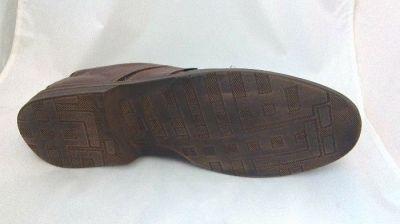 férfi bőr félcipő JA-MARC 440 R50 P16/2 barna extra 46-48 méret2