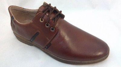 férfi bőr félcipő JA-MARC 440 R50 P75/2 barna