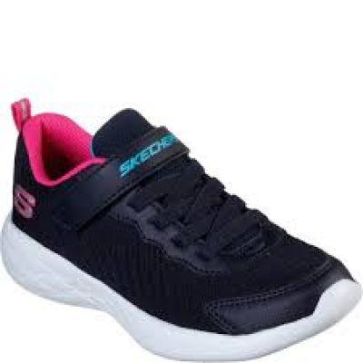 SKECHERS lányka sportos utcai cipő 82084L/NVHP