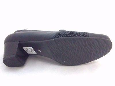 női zárt cipő OLIVETTI P-05 CZARNE2