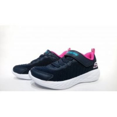 SKECHERS lányka sportos utcai cipő 82084L/NVHP2