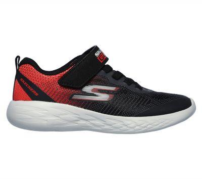 SKECHERS fiú sportos cipő 97867L/BKRD