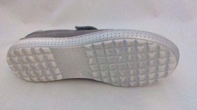 SZAMOS KÖLYÖK 3188-507053 7142 szürke 1tépős balerina cipő 31-35 méretben 2