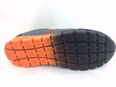 SZAMOS KÖLYÖK bőr félcipő 6124-104953 6732 kék-szürke fűzős félcipő 31-35 méretben2