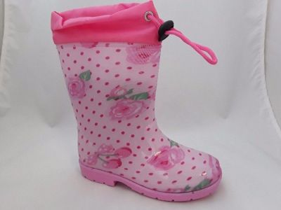 W.S.C. FY-148 PINK/FLOWERS